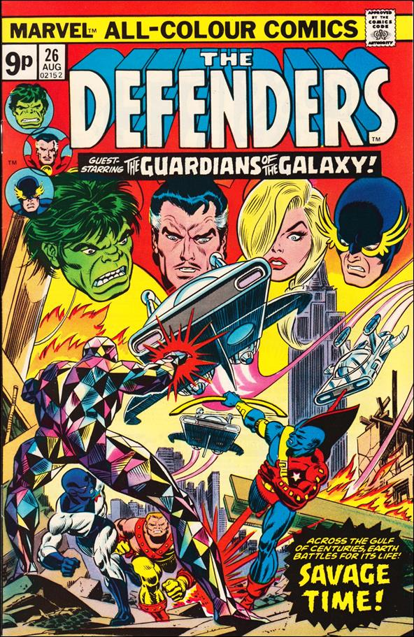 Defenders (1972) 26-B by Marvel