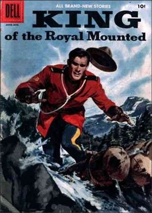 King of the Royal Mounted 25-A