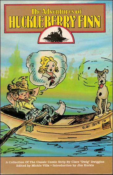 Adventures of Huckleberry Finn 1-A by Eternity