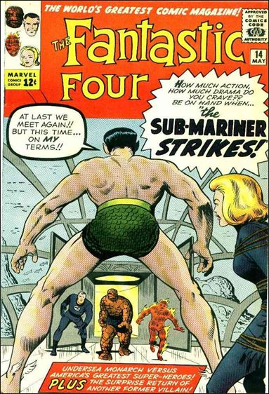 Fantastic Four (1961) 14-A by Marvel