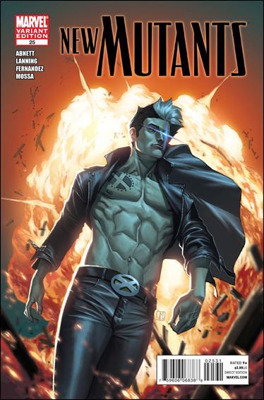 New Mutants (2009) 25-B by Marvel
