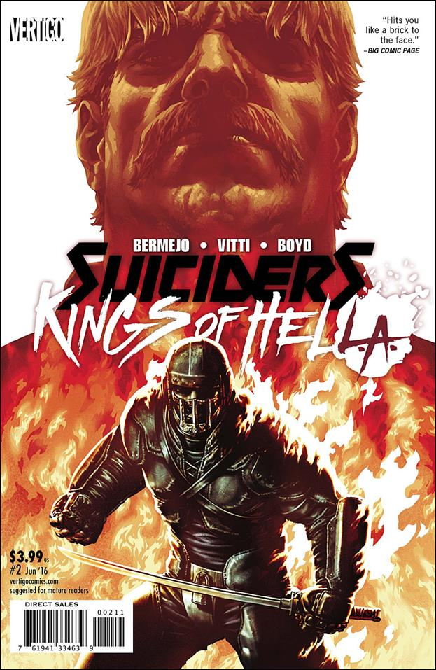 Suiciders: Kings of HelL.A. 2-A