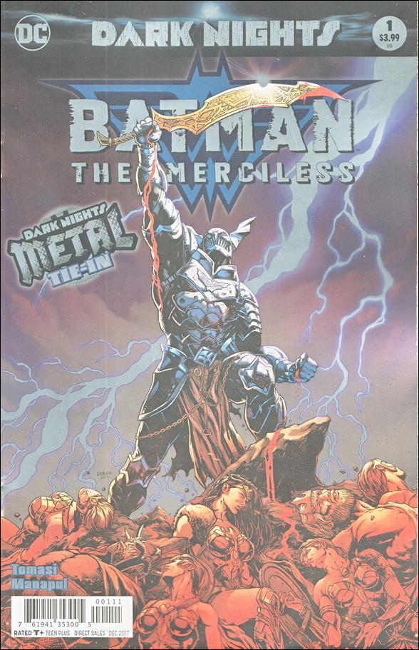 Batman: The Merciless 1-A by DC