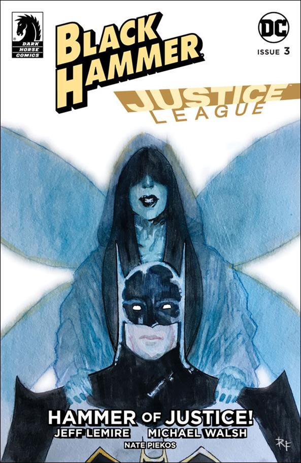 Black Hammer/Justice League: Hammer of Justice! 3-C by Dark Horse
