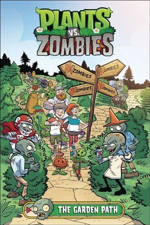 Plants vs Zombies: The Garden Path nn-A