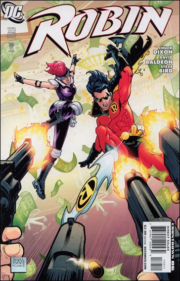 Robin (1993) 172-A by DC