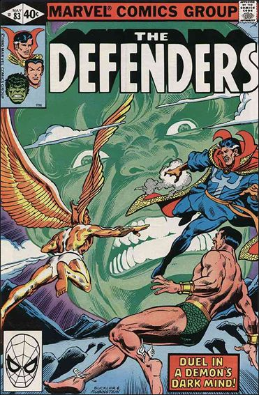 Defenders (1972) 83-A by Marvel