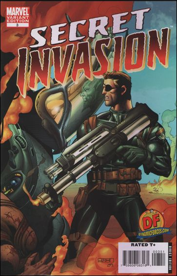 Secret Invasion 3-E by Marvel