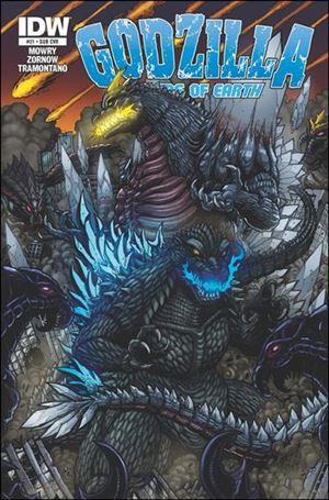 Godzilla: Rulers of the Earth 21-B