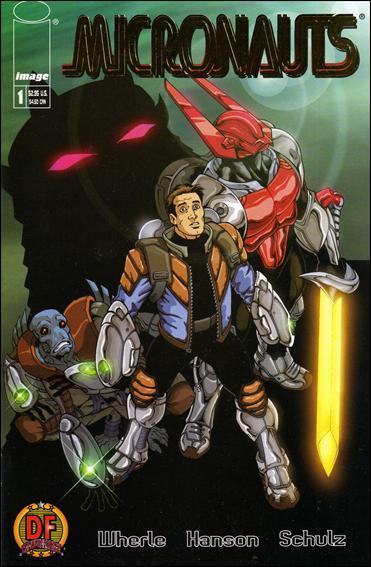 Micronauts (2002) 1-C by Image