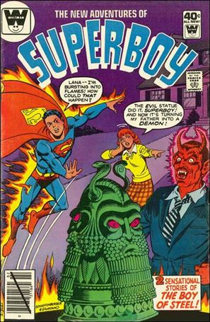 New Adventures of Superboy 2-B