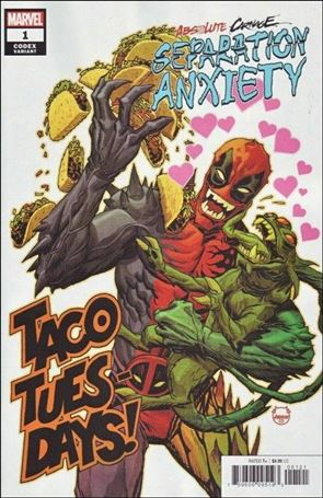 Absolute Carnage: Separation Anxiety 1-C