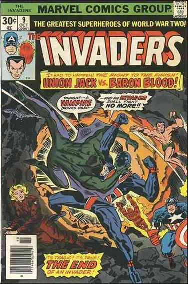 Invaders (1975) 9-A by Marvel