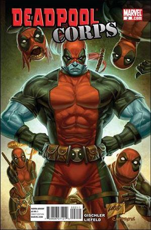 Deadpool Corps 2-A