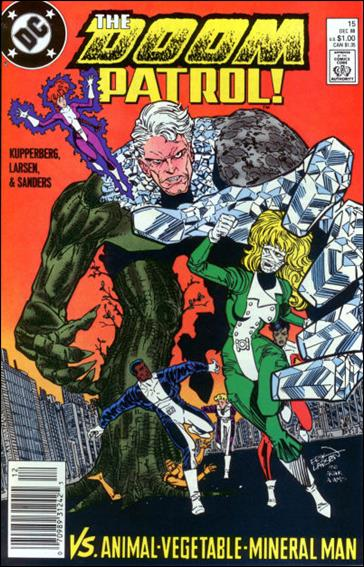 Doom Patrol (1987) 15-A by Vertigo