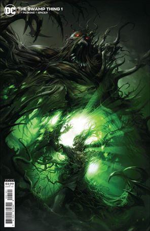 Swamp Thing (2021) 1-B