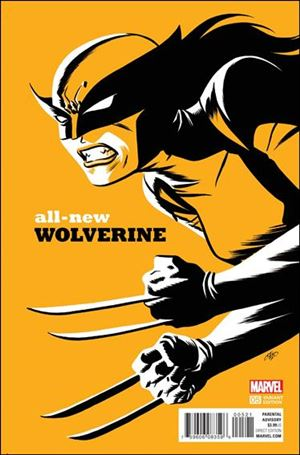 All-New Wolverine  5-B
