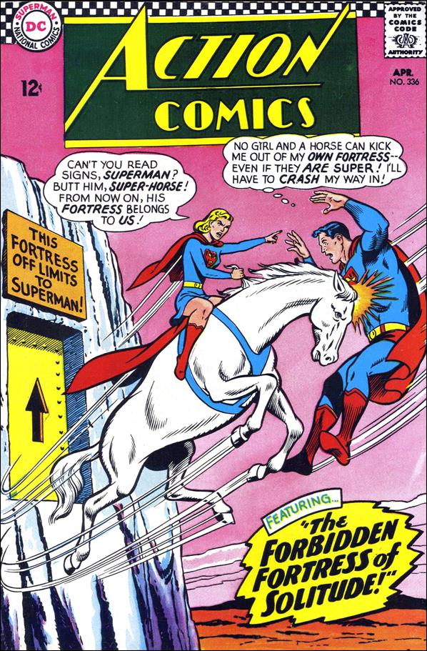 Action Comics (1938) 336-A by DC
