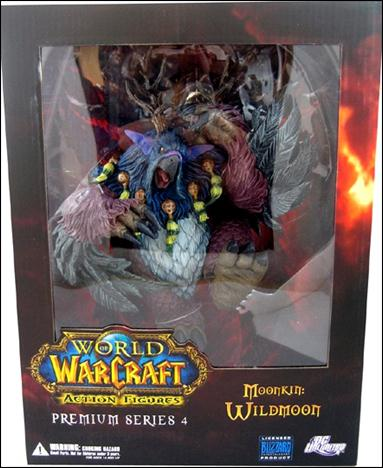 World of Warcraft (Premium Series 4) Wildmoon (Moonkin) by DC Direct