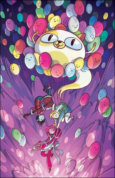 Adventure Time with Fionna and Cake 5-D by Kaboom!