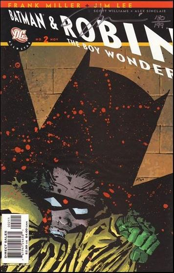 All Star Batman & Robin, The Boy Wonder 2-C by DC