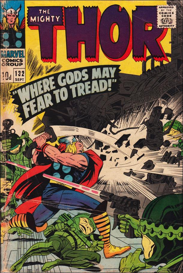 Thor (1966) 132-B by Marvel