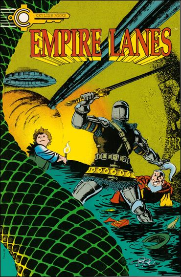 Empire Lanes (1989) nn-A by Keyline Books