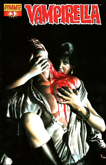 Vampirella (2010) 3-C by Dynamite Entertainment