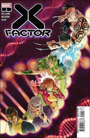 X-Factor (2020) 1-A