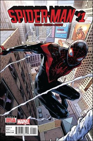 Spider-Man (2016) 1-A