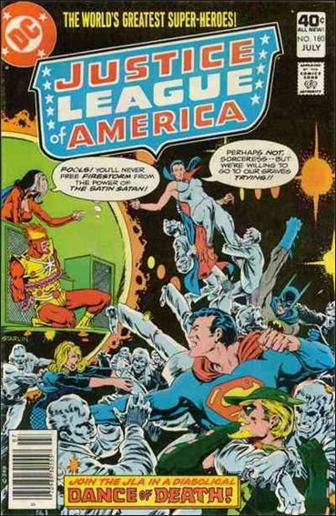 Justice League of America (1960) 180-A by DC