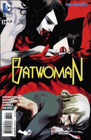 Batwoman 34-A