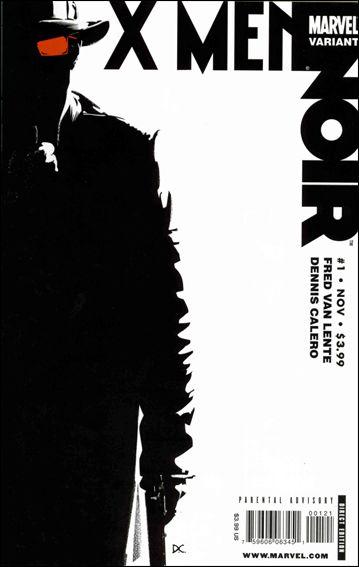 X-Men Noir 1-B by Marvel