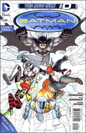 Batman Incorporated 0-C by DC