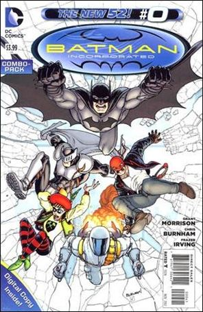 Batman Incorporated 0-C