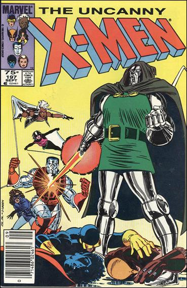 Uncanny X-Men (1981) 197-B by Marvel