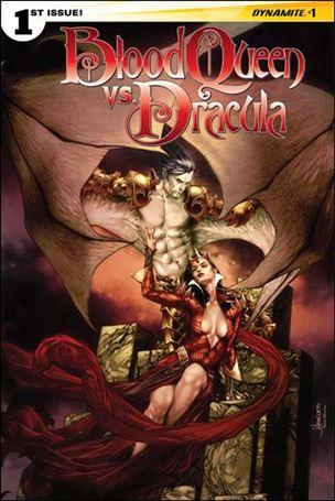 Blood Queen vs Dracula 1-A