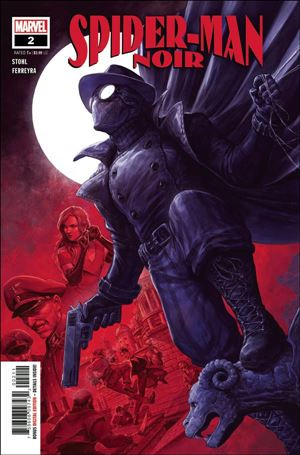 Spider-Man Noir (2020) 2-A