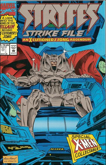 Stryfe's Strike File 1-A by Marvel