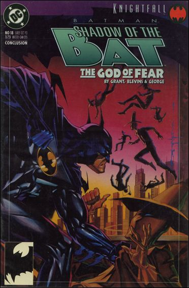 Batman: Shadow of the Bat 18-A by DC