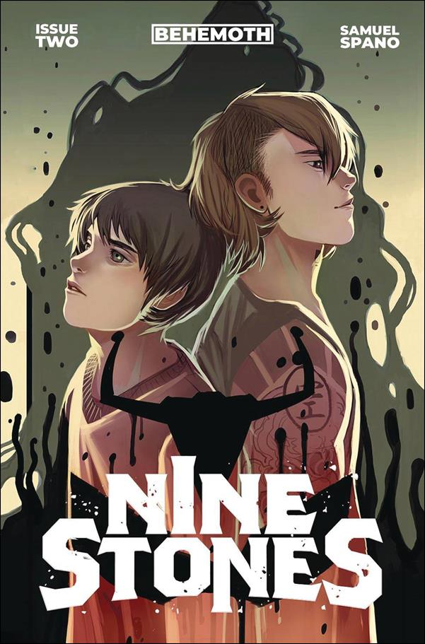 Nine Stones 2-B by Behemoth Comics