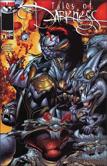 Tales of the Darkness 1-A by Top Cow