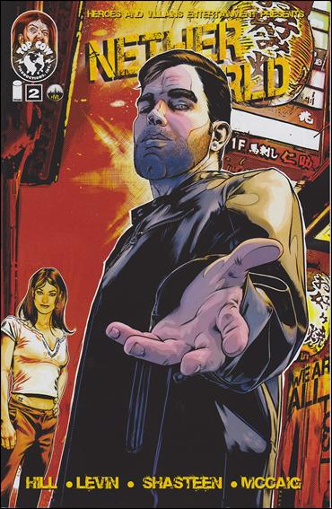 Netherworld (2011) 2-A by Top Cow