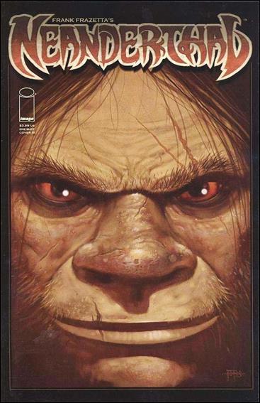 Frank Frazetta's Neanderthal 1-B by Image