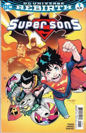 Super Sons 1-A