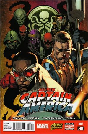 All-New Captain America 2-A