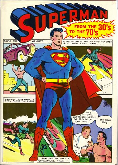 Superman from the 30's to the 70's 1-A by DC