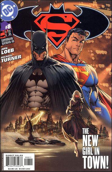 Superman/Batman 8-A by DC