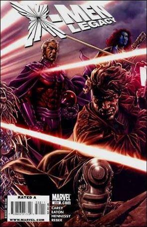 X-Men Legacy (2008) 222-A