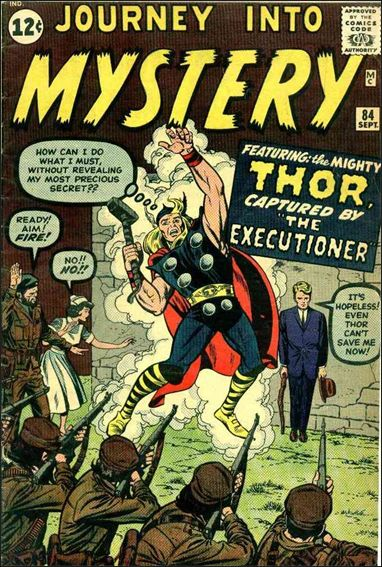 Journey into Mystery (1952) 84-A by Marvel